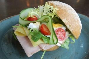 Luxe broodje gezond Welgelegen
