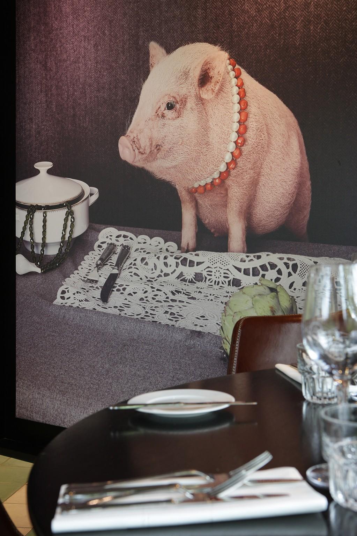 Schilderij Restaurant Welgelegen Groenlo