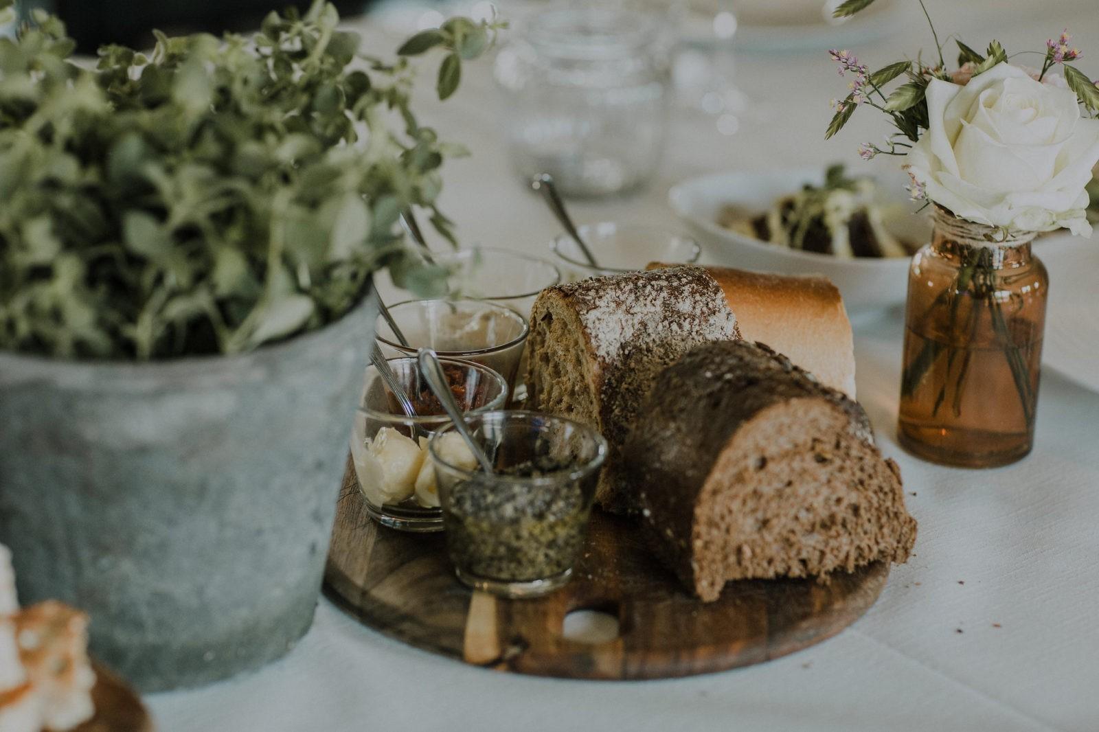 Broodplank huwelijksdiner Boothuis Welgelegen Groenlo